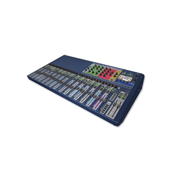 Si Expression 3 - Blue - Powerful cost effective digital console - Hero