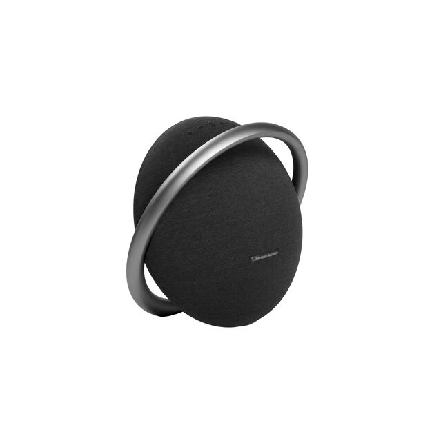 Onyx Studio 7 - Black - Portable Stereo Bluetooth Speaker - Detailshot 1