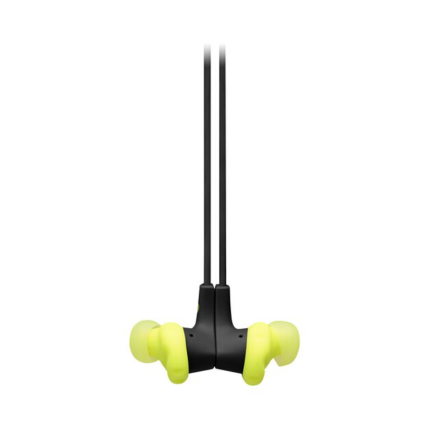 JBL Endurance RUNBT - Green - Sweatproof Wireless In-Ear Sport Headphones - Detailshot 3