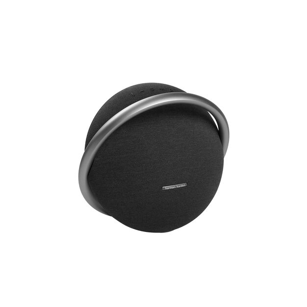 Onyx Studio 7 - Black - Portable Stereo Bluetooth Speaker - Hero