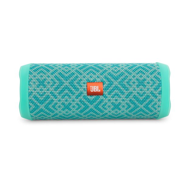 JBL Flip 4 Special Edition - Mosaic - A full-featured waterproof portable Bluetooth speaker with surprisingly powerful sound. - Detailshot 1