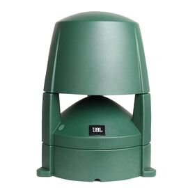 JBL Control 85M - Green - Two-Way 5.25 inch (135mm) Coaxial Mushroom Landscape Speaker - Hero