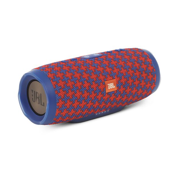 JBL Charge 3 Special Edition - Malta - Full-featured waterproof portable speaker with high-capacity battery to charge your devices - Hero