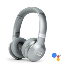 EVEREST™ 310GA - Silver - Wireless on-ear headphones - Hero