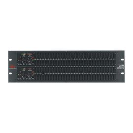 2231 - Black - Graphic Equalizer/Limiter with Type III™ NR - Hero
