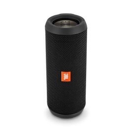 JBL Flip 3 Stealth Edition - Black - Portable Bluetooth® speaker - Hero