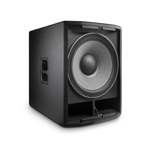 """JBL PRX818XLF - Black - 18"""" Self-Powered Extended Low Frequency Subwoofer System with Wi-Fi - Detailshot 1"""