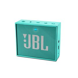 JBL GO - Teal - Full-featured, great-sounding, great-value portable speaker - Hero