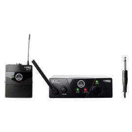 WMS40 Mini Instrumental Set Band-US25-C - Black - Wireless microphone system - Hero