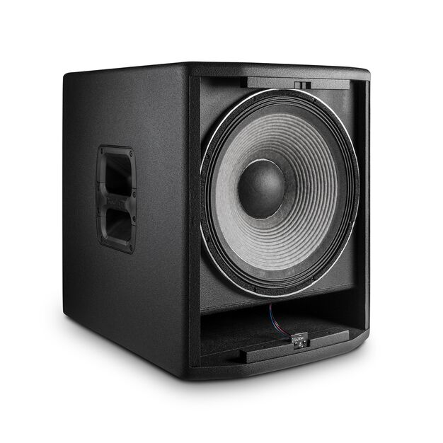 """JBL PRX815XLF - Black - 15"""" Self-Powered Extended Low Frequency Subwoofer System with Wi-Fi - Detailshot 1"""