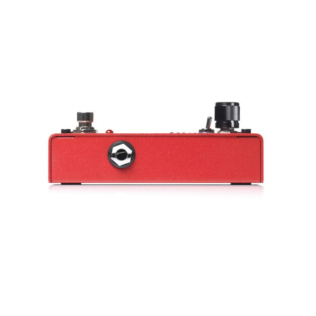 The Drop - Red - Polyphonic Drop Tune Pedal - Detailshot 2