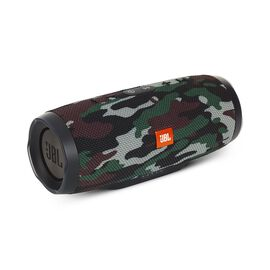JBL Charge 3 Special Edition - Squad - Full-featured waterproof portable speaker with high-capacity battery to charge your devices - Hero