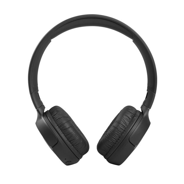 JBL Tune 510BT - Black - Wireless on-ear headphones - Front